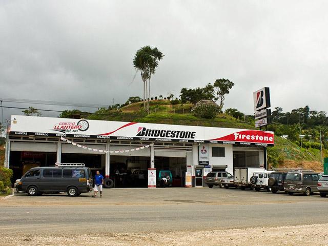Centro Llantero del Sur Uvita